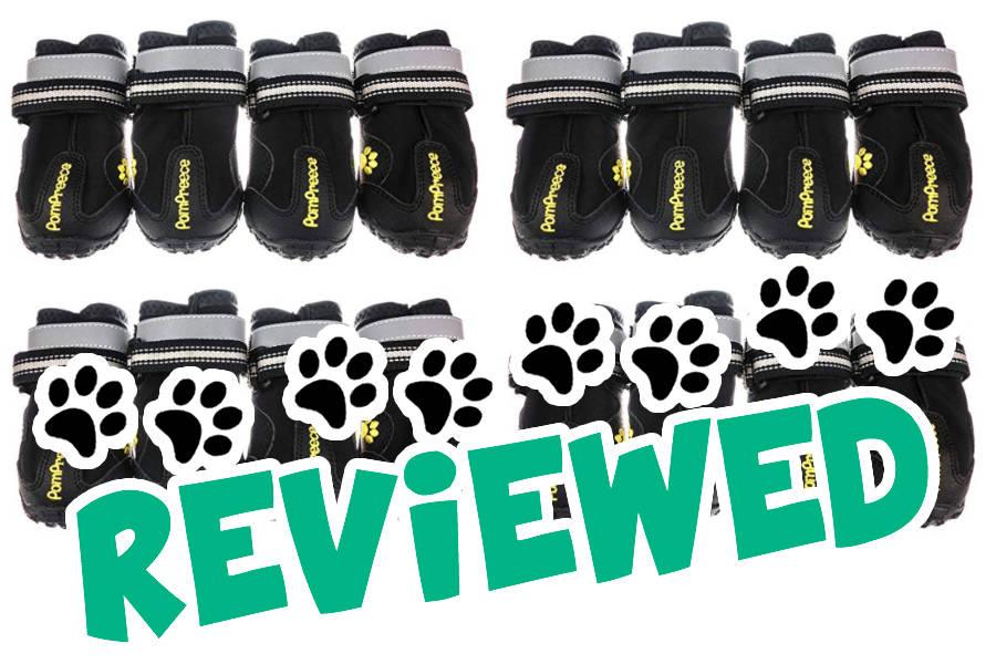 Lymenden Dog Boots (Photo: Amazon)