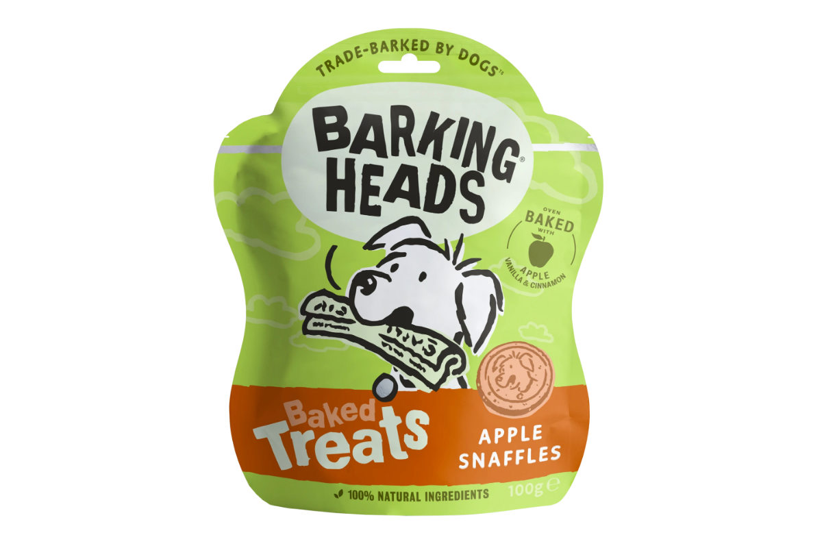 Barking Heads Apple Snaffles (Photo: Barking Heads)