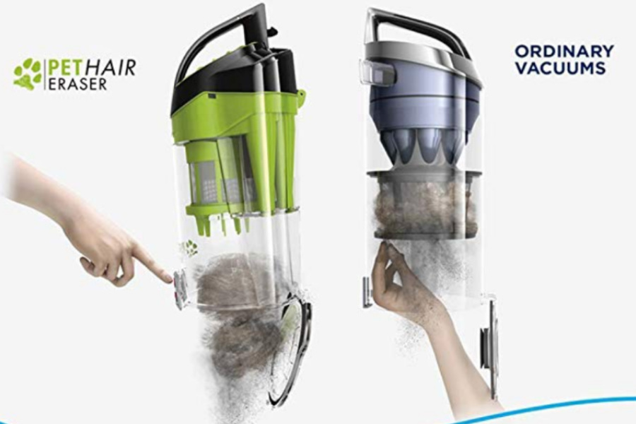 Bissell Pet Hair Eraser 1650A Vacuum (Photo: Screen grab / Amazon)