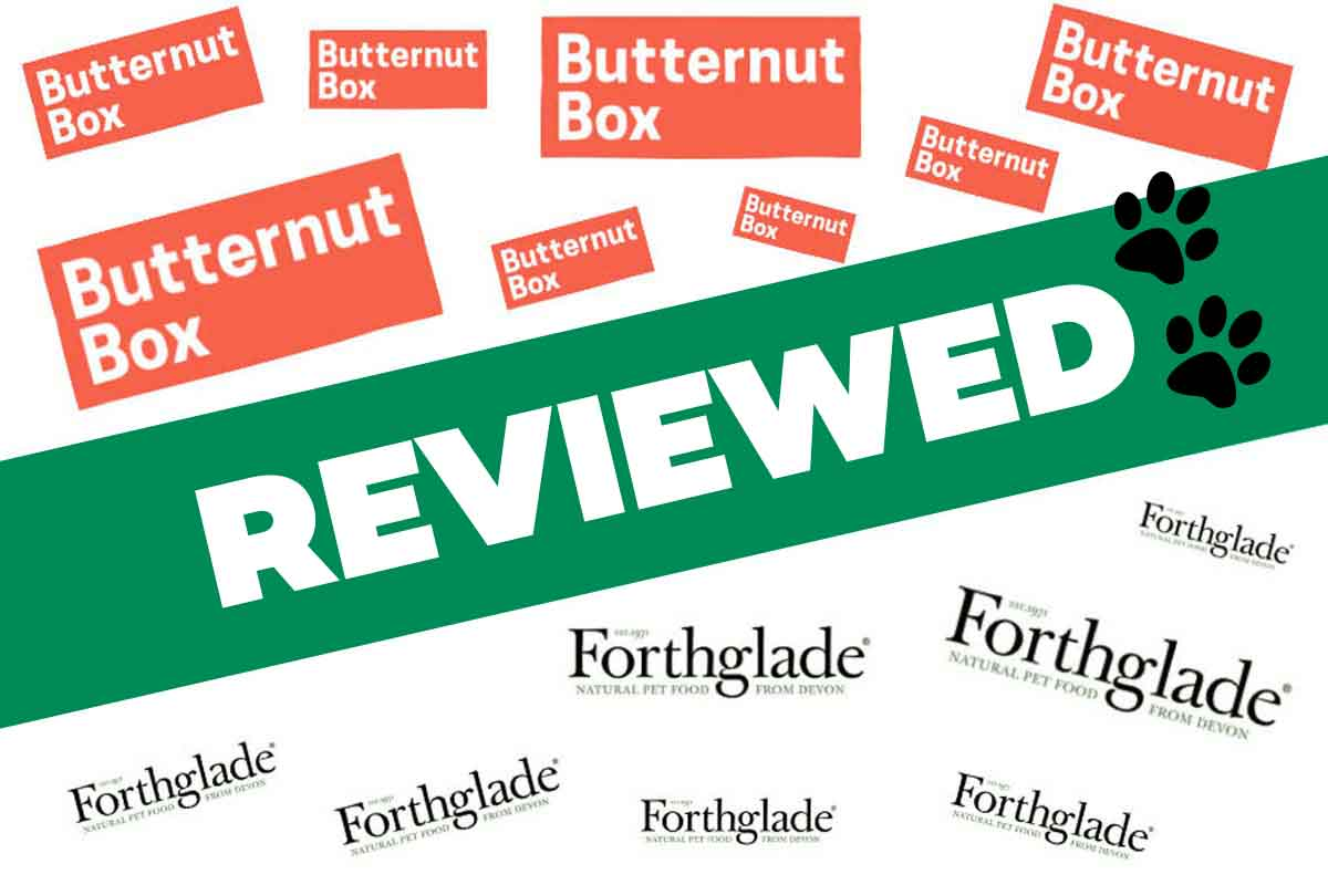 Butternut Box vs Forthglade Reviews