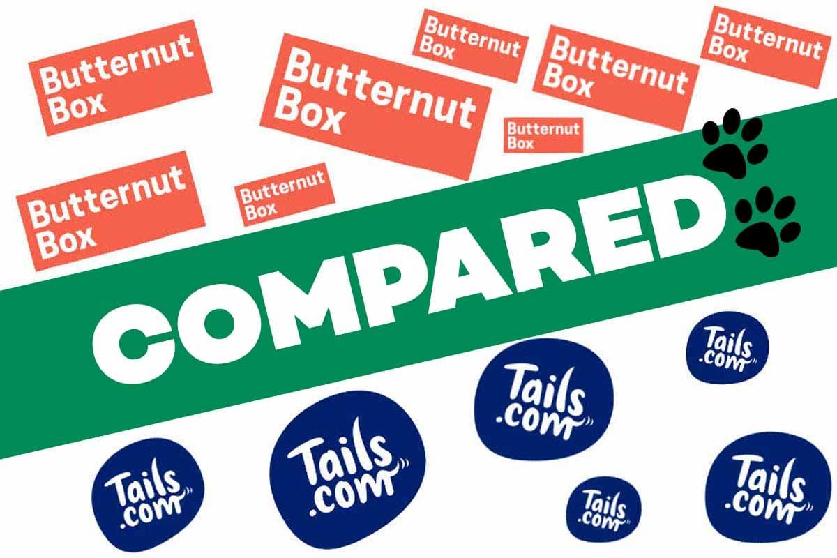 Butternut Box vs Tails.com Reviews