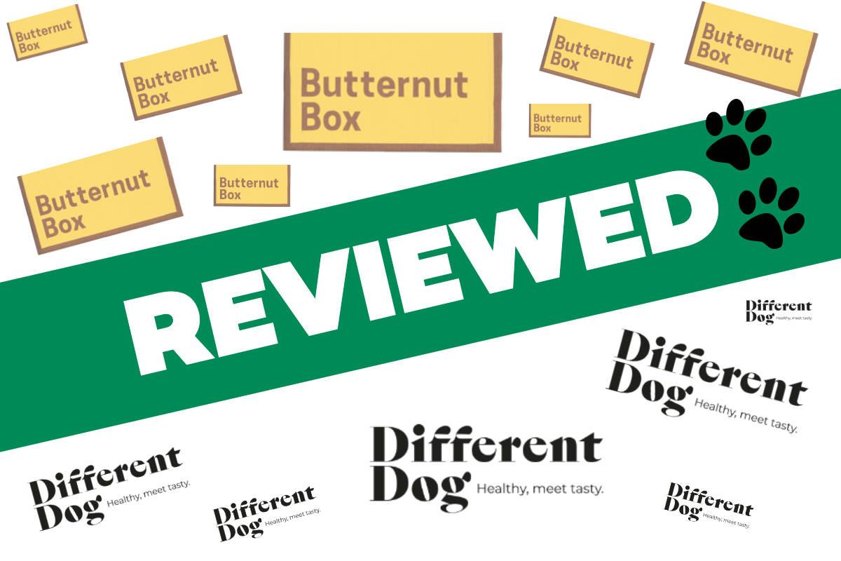 Butternut Box v Different Dog
