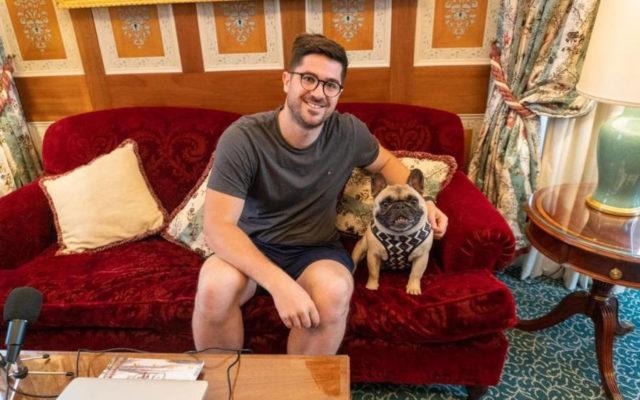 Chunki The French Bulldog interview