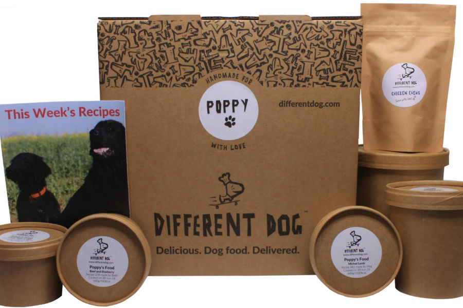 You can get deliveries bi-weekly or monthly (Photo: Different Dog)