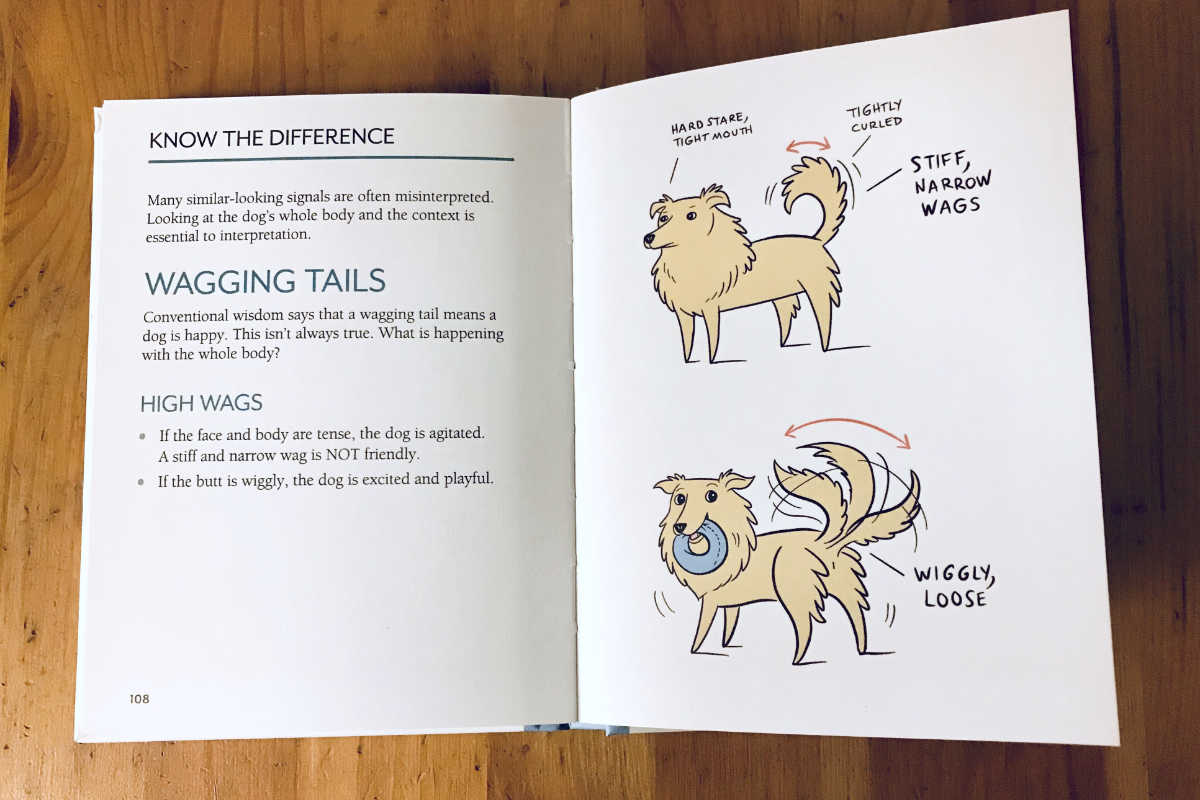 Extract from Doggie Language