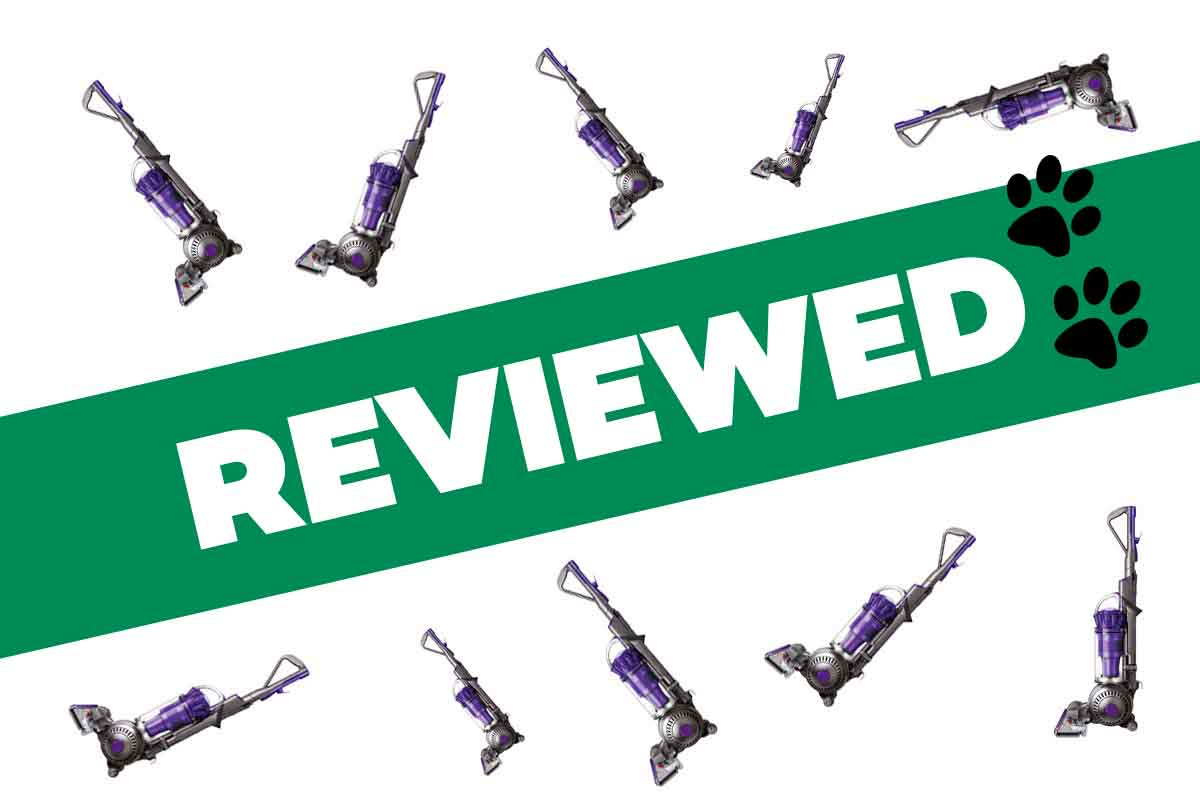 Dyson Ball Allergy Animal 2 Vacuum Cleaner Review