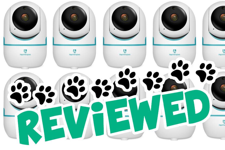 Heimvision Pet Camera (Photo: Heimvision)