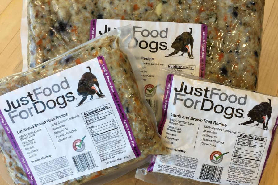 Just Food For Dogs is based in California (Photo: Just Food For Dogs)
