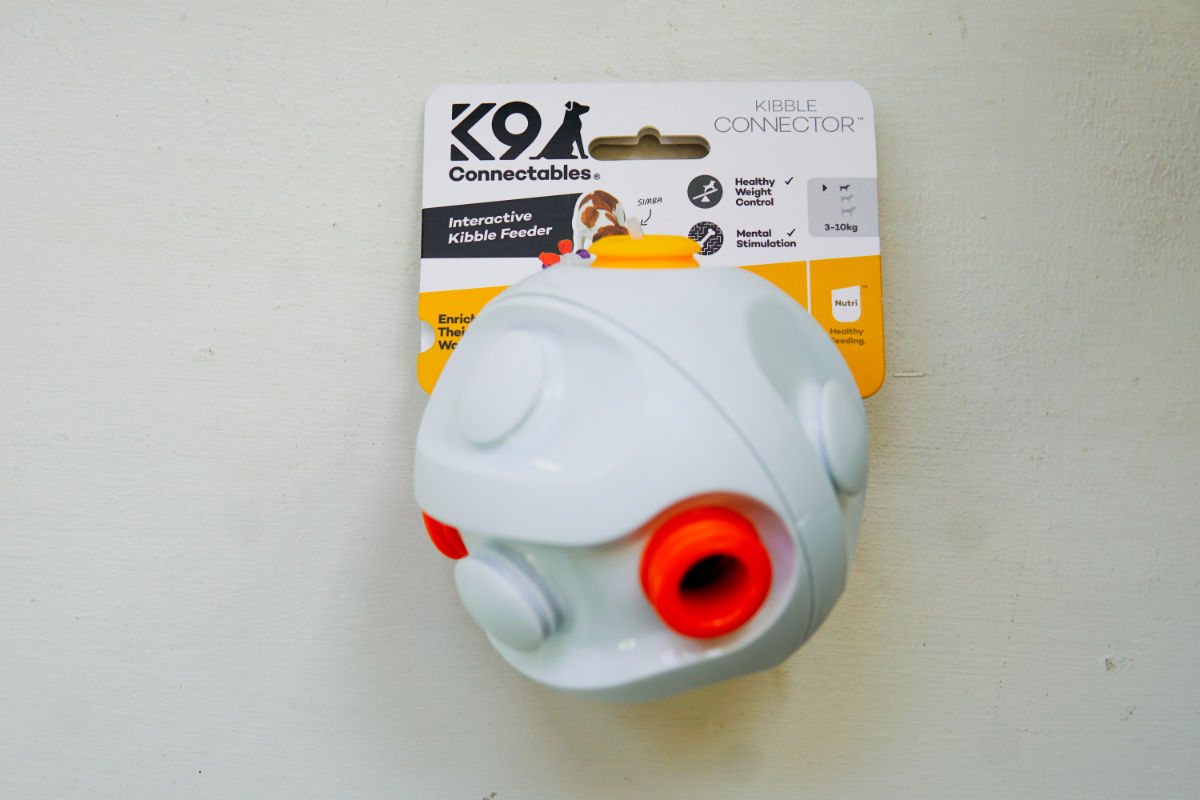 K9 Connectables Kibble Connector (Photo: hellobark.com)