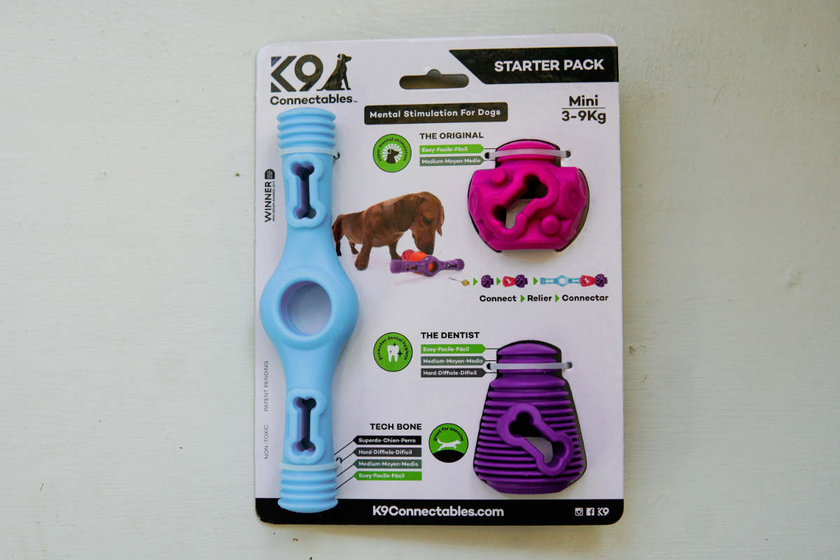 K9 Connectables Starter Pack (Photo: hellobark.com)