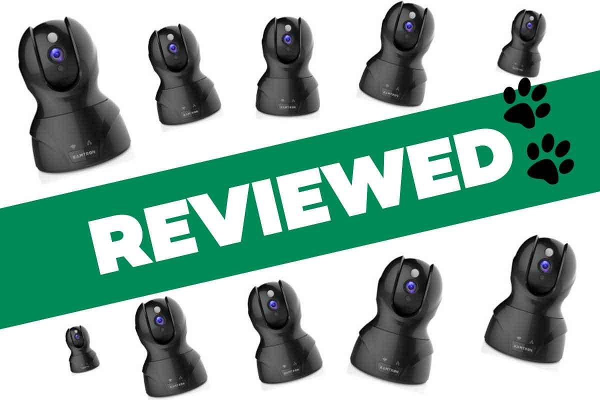 KAMTRON Pet Camera Review