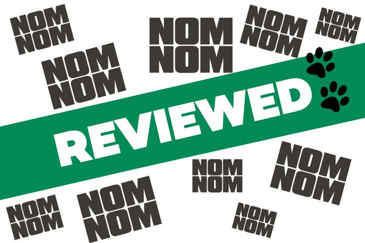 Nom Nom Cat Food Review
