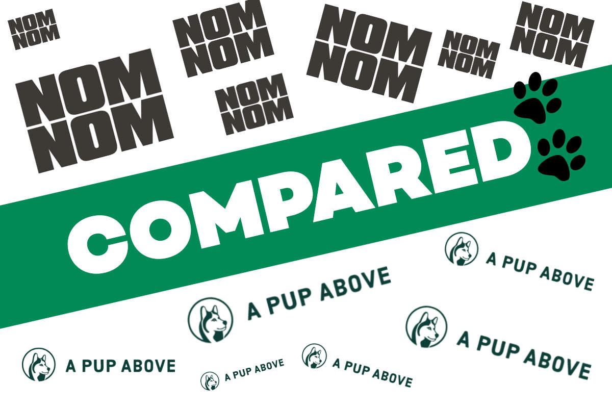 Nom Nom vs A Pup Above