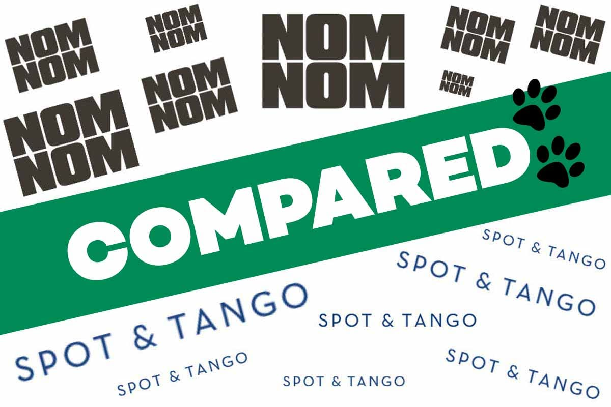 Nom Nom Vs Spot & Tango Reviews
