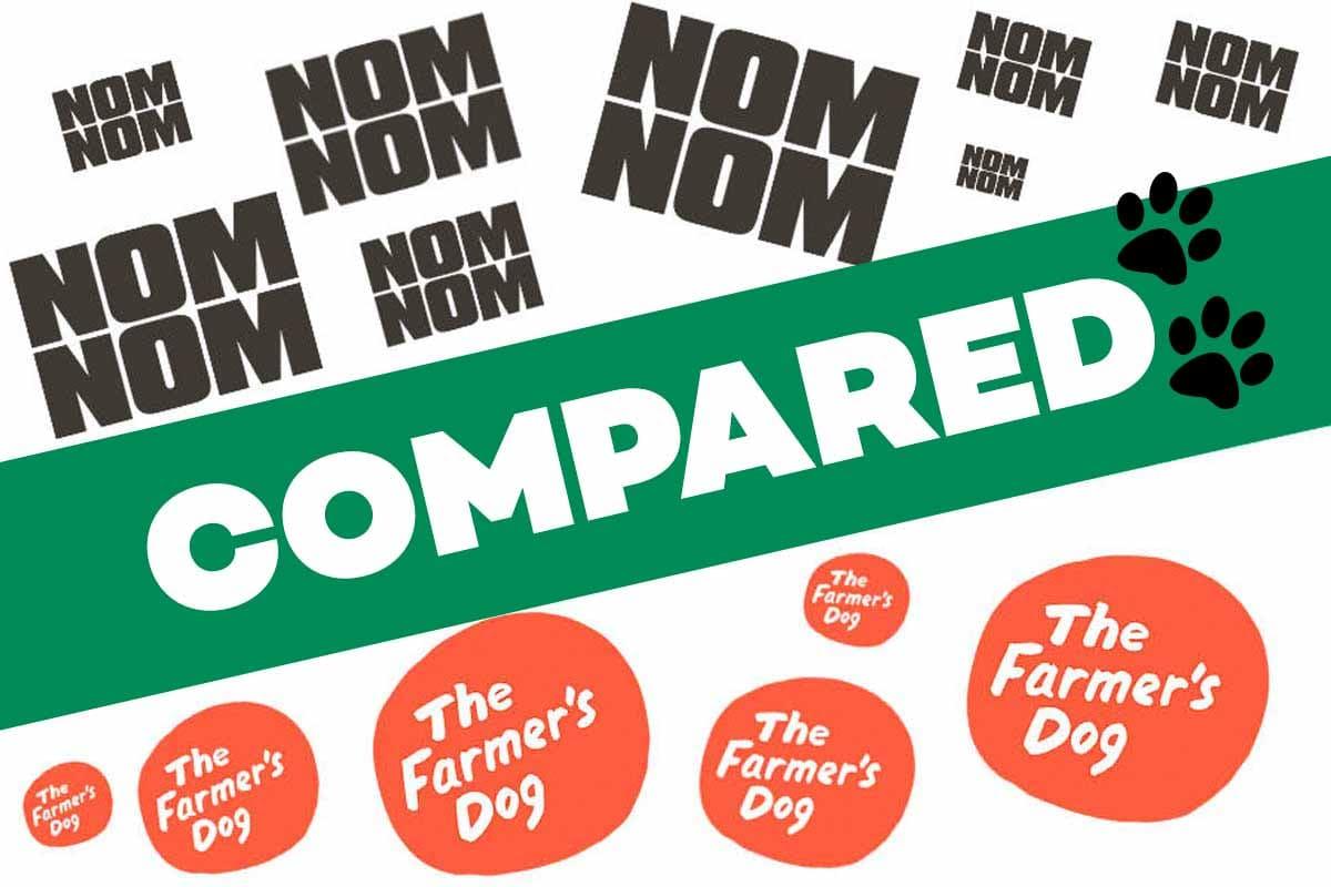 Nom Nom Vs The Farmer's Dog Reviews