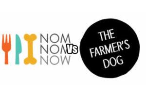 NomNomNow Vs The Farmer's Dog Reviews