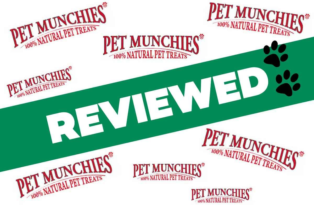 Pet Munchies Buffalo Chew Review