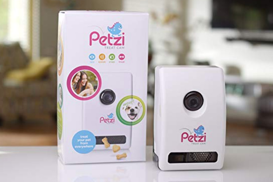 Photo: Petzi Treat Cam