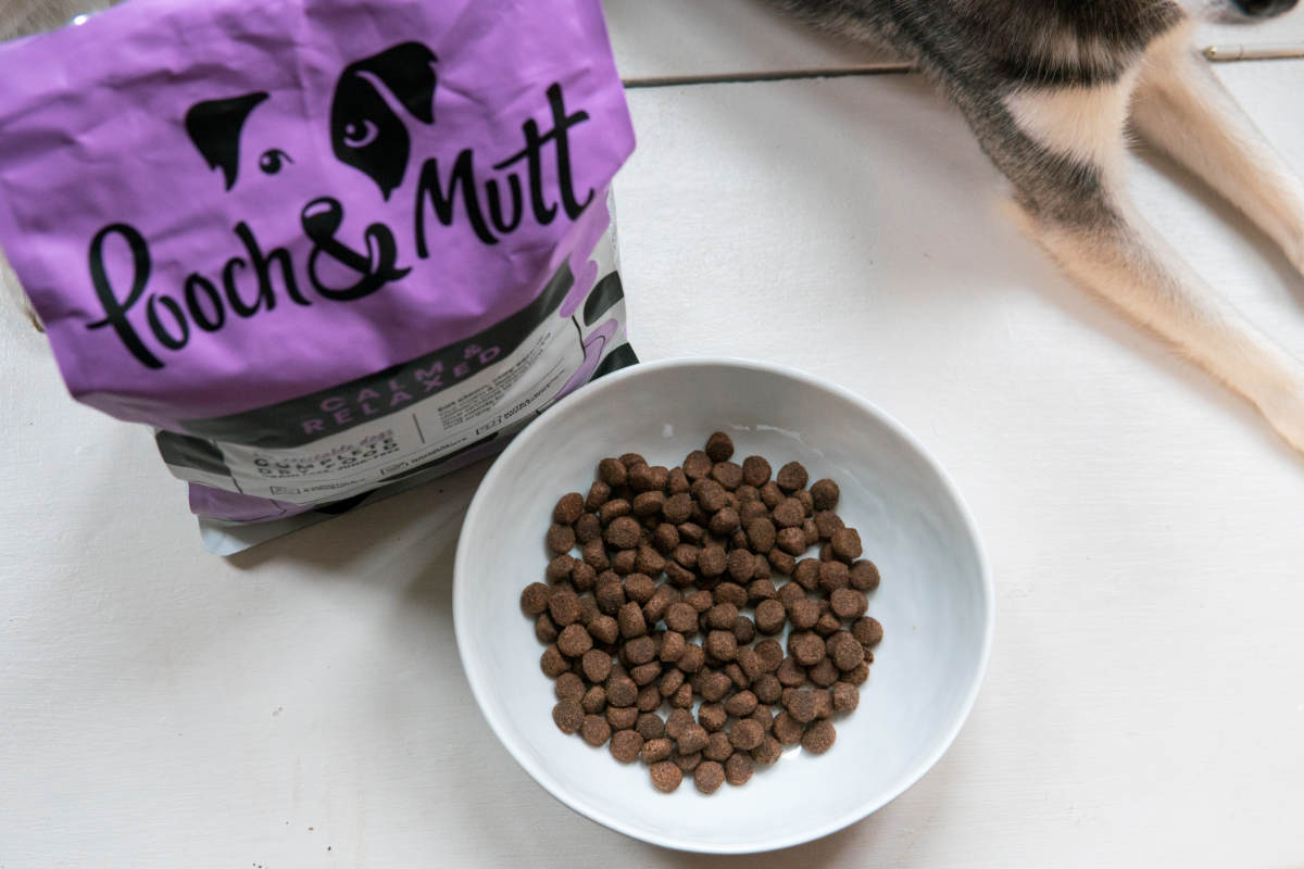 Pooch and Mutt kibble (Photo: helloBARK!)