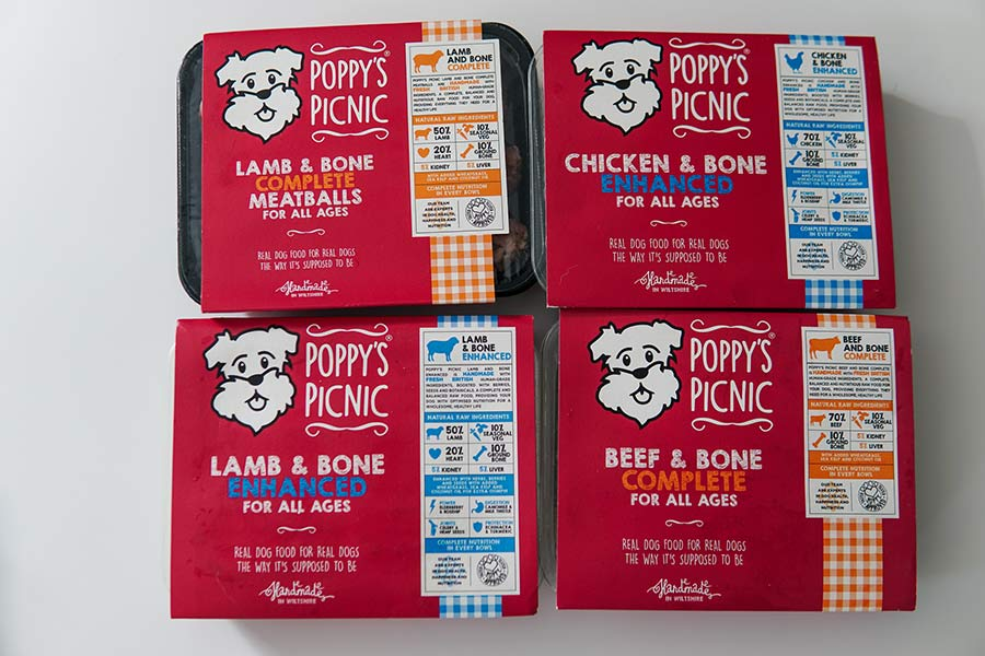 Poppy's Picnic samples (Photo: lifewithkleekai / Instagram)