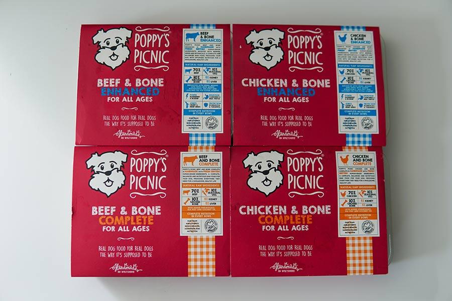 Poppy's Picnic samples (Photo: lifewithkleekai / Instagram)