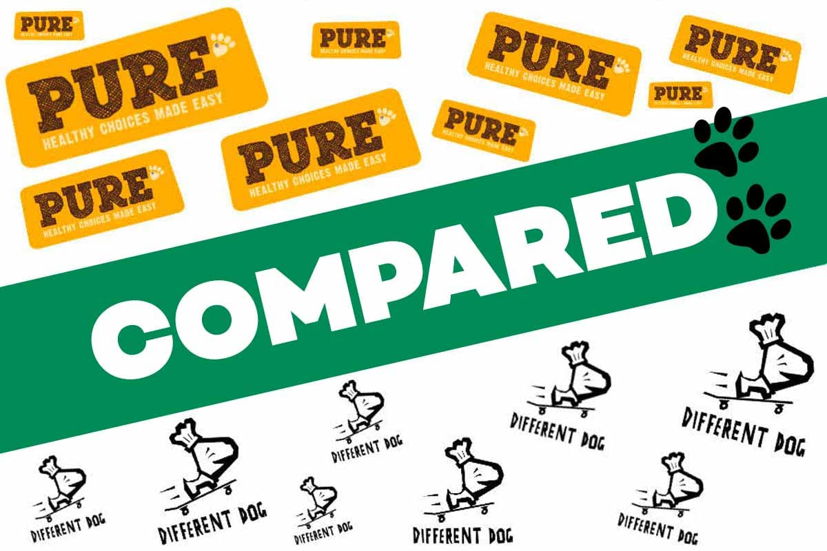 Pure Pet Food Vs Different Dog Reviews