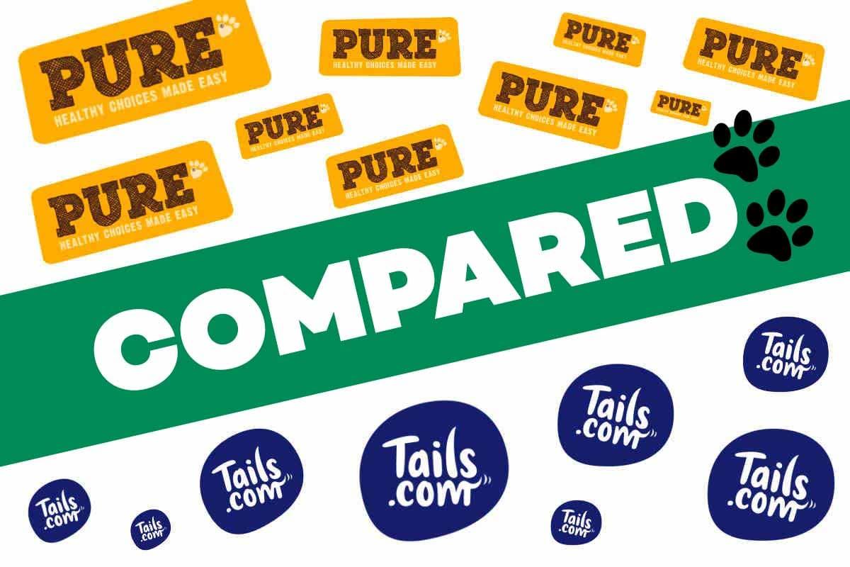 Pure Pet Food Vs Tails.com Reviews