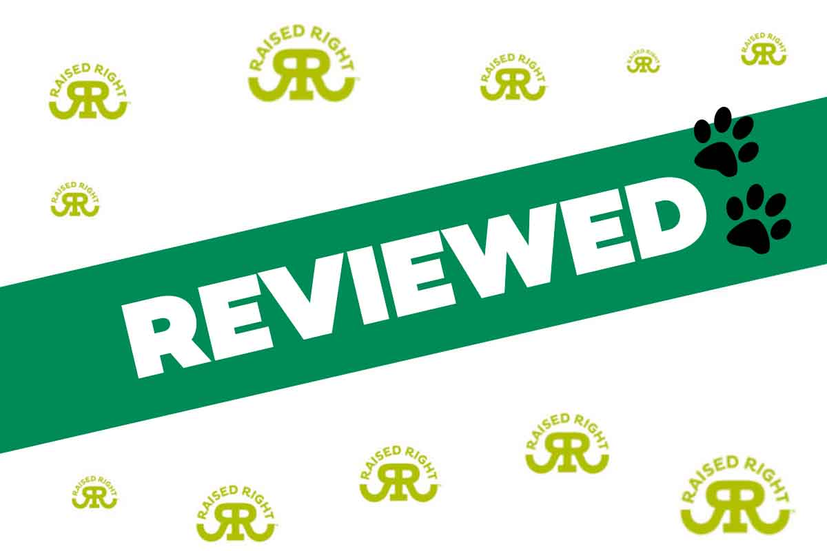 Raised Right Cat Food Review