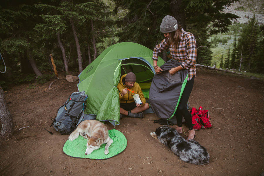 Ruffwear's Highlands Sleeping Bag (Photo: Ruffwear)