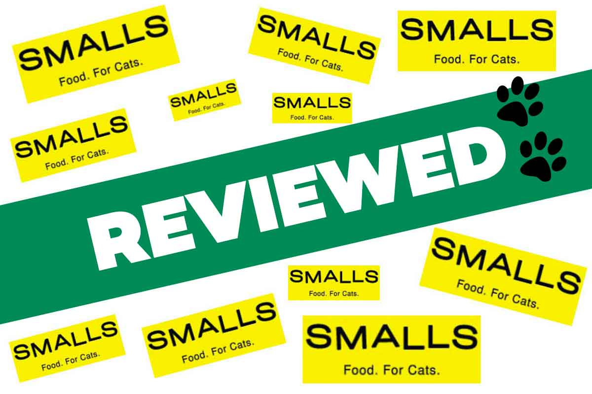 Smalls Cat Food Review