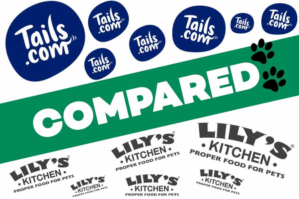 Tails.com vs Lily's Kitchen Reviews