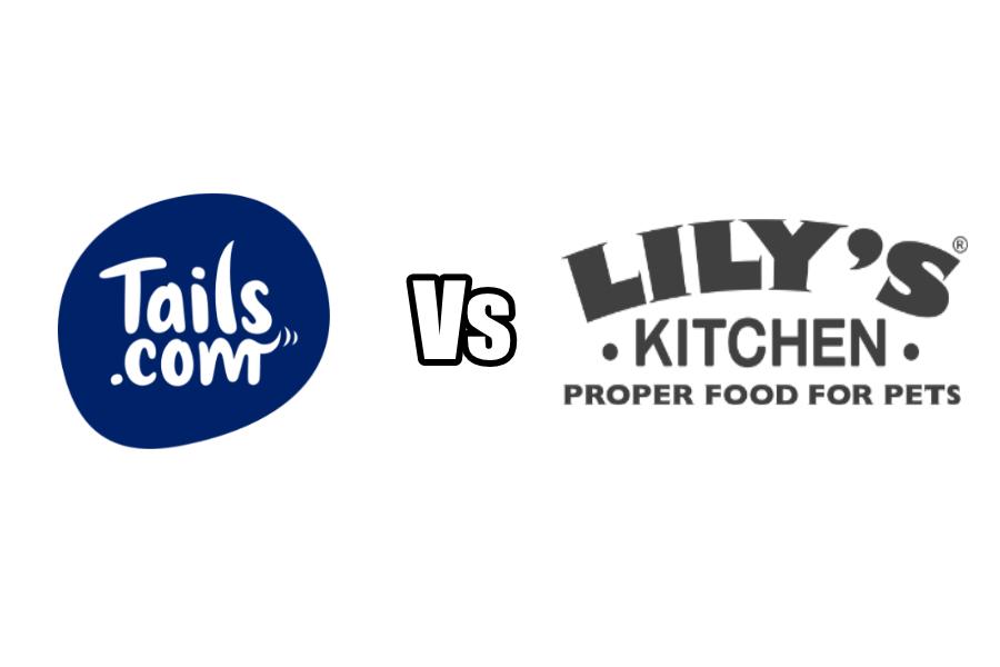 Tails vs Lily's Kitchen