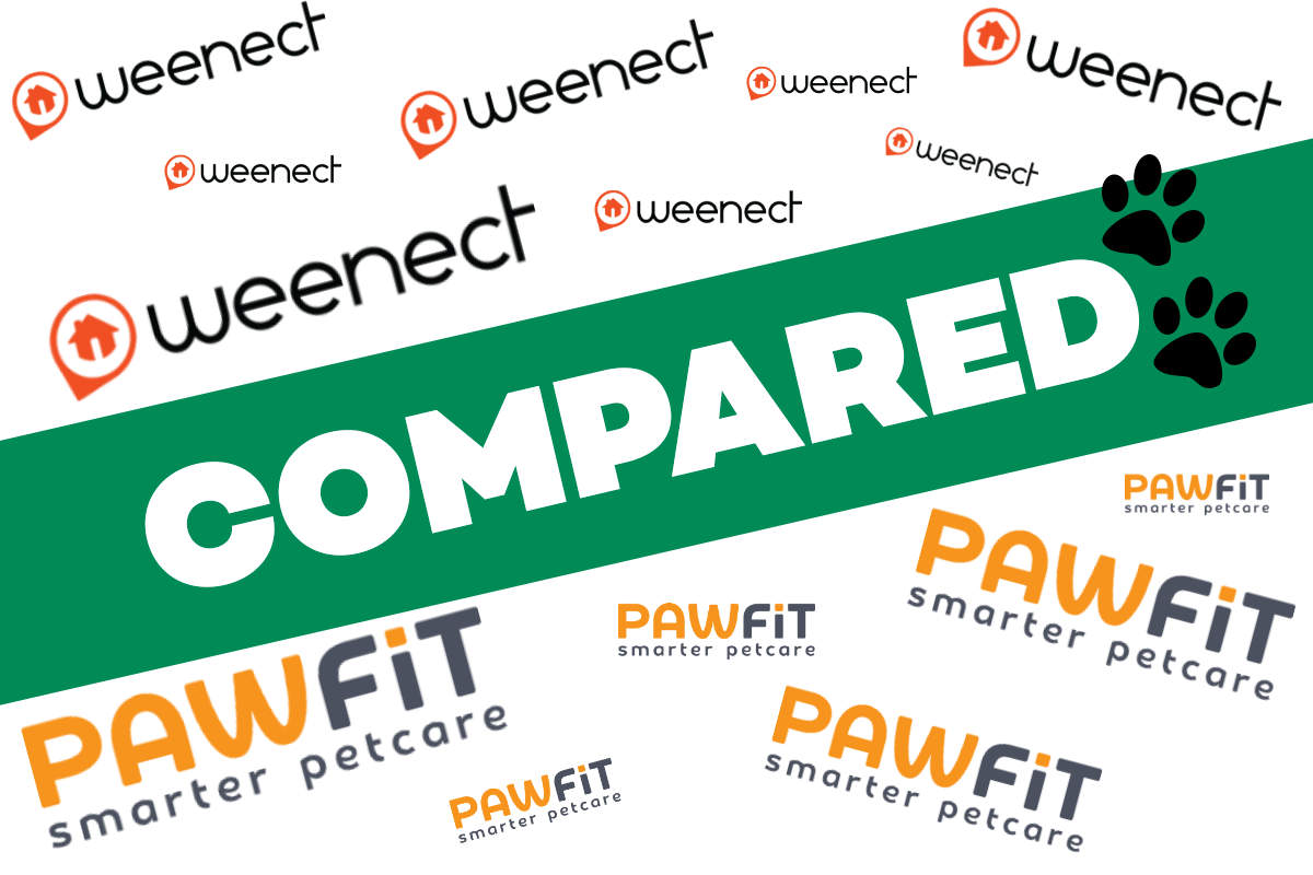 Weenect Vs Pawfit